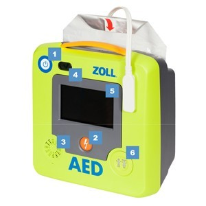 ZOLL AED 3 Functions