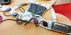 ZOLL LiveVest defibrillator