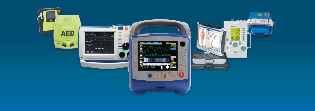 Aed Philippines Exclusive Zoll Automated External Defibrillator