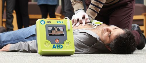 High Quality CPR ZOLL AED 3
