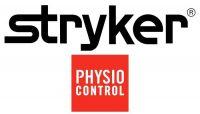 Stryker Physio Control logo