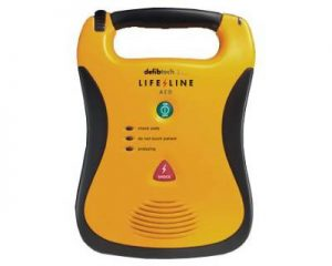Defibtech Lifeline AED front